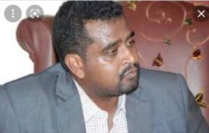Sudanese journalist Otaf Abdelwahab Altom has been held incommunicado since September 22, 2021. September.